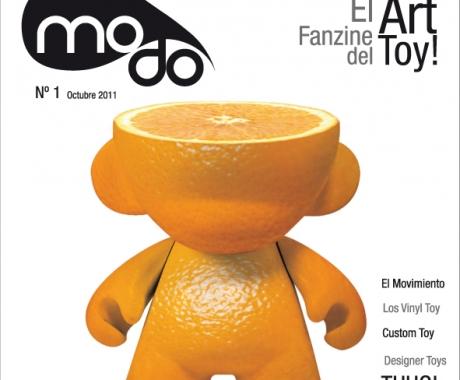 Fanzine Art Toy