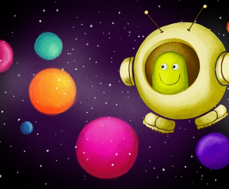 Planetas Espacio