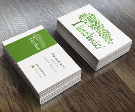 Tarjeta Uno Verde