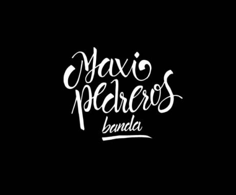 Logo Maxi Pedreros Banda